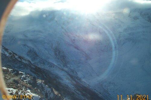 Zermatt Gornergletscher